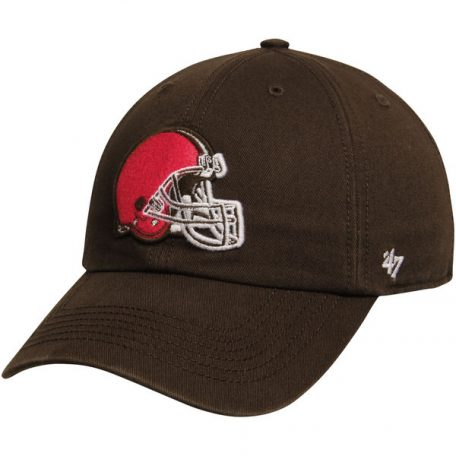 Men's Cleveland Browns '47 Brown Franchise Fitted Hat