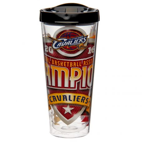 Cleveland Cavaliers 2016 NBA Finals Champions 22oz. Tritan Tumbler with Clear Insert