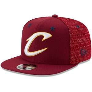 Cleveland Cavaliers 2017 All-Star Snapback Adjustable Hat – Wine