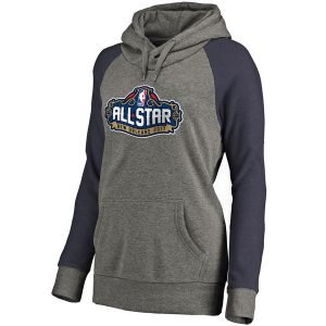 Fanatics Branded Women's 2017 NBA All-Star Game Pullover Hoodie
