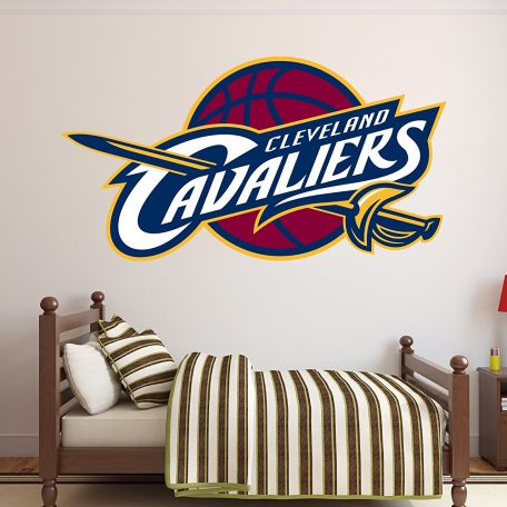 Cleveland Cavaliers NBA Wall Car Decal Art BasketBall For home Mural Decal