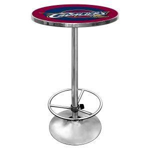 NBA Cleveland Cavaliers Chrome Pub Table