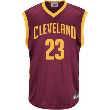 NBA Cleveland Cavaliers Men's James Team Replica Jersey