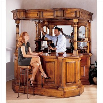 Easy Bar Options for your Game Room