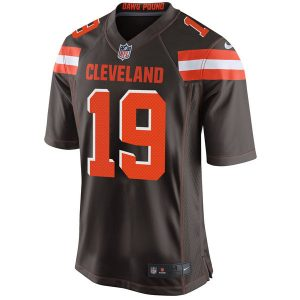 Corey Coleman Cleveland Browns Nike Game Jersey