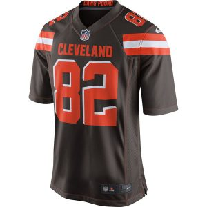 Gary Barnidge Cleveland Browns Nike Game Jersey