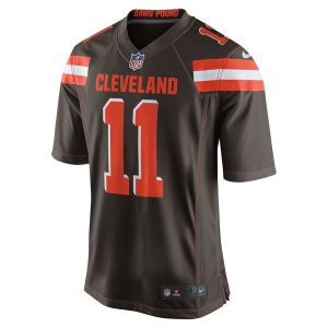 Terrelle Pryor Cleveland Browns Nike Game Jersey