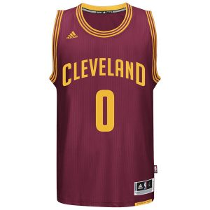 Kevin Love Cleveland Cavaliers adidas Player Swingman Road Jersey – Burgundy